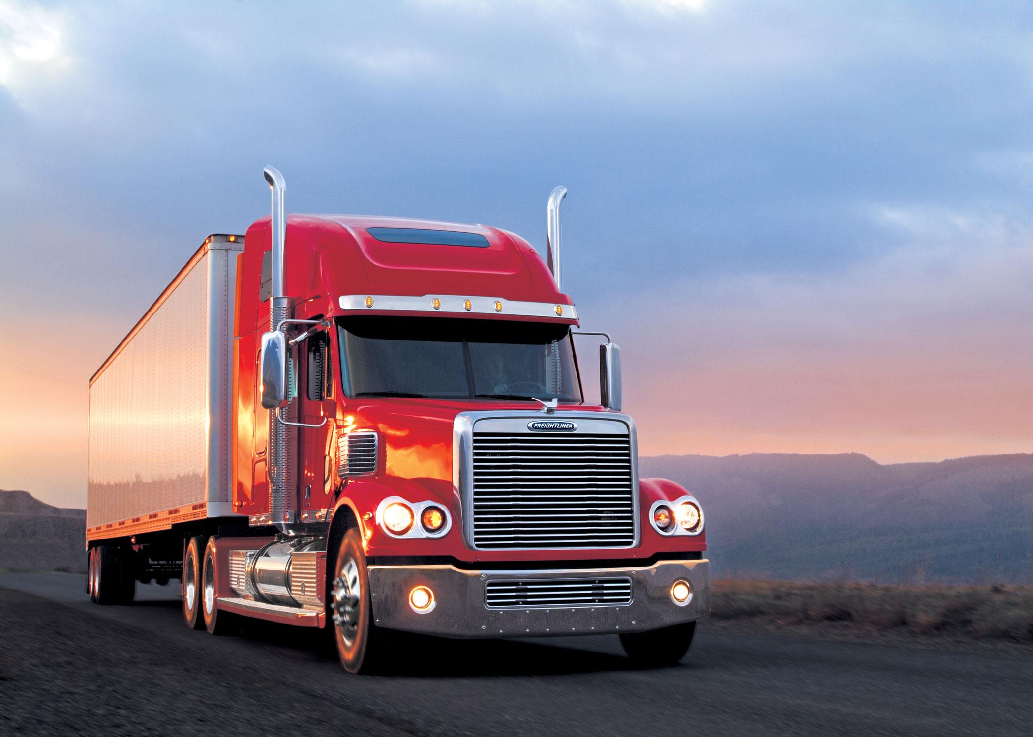 As vantagens de rastrear os caminhões