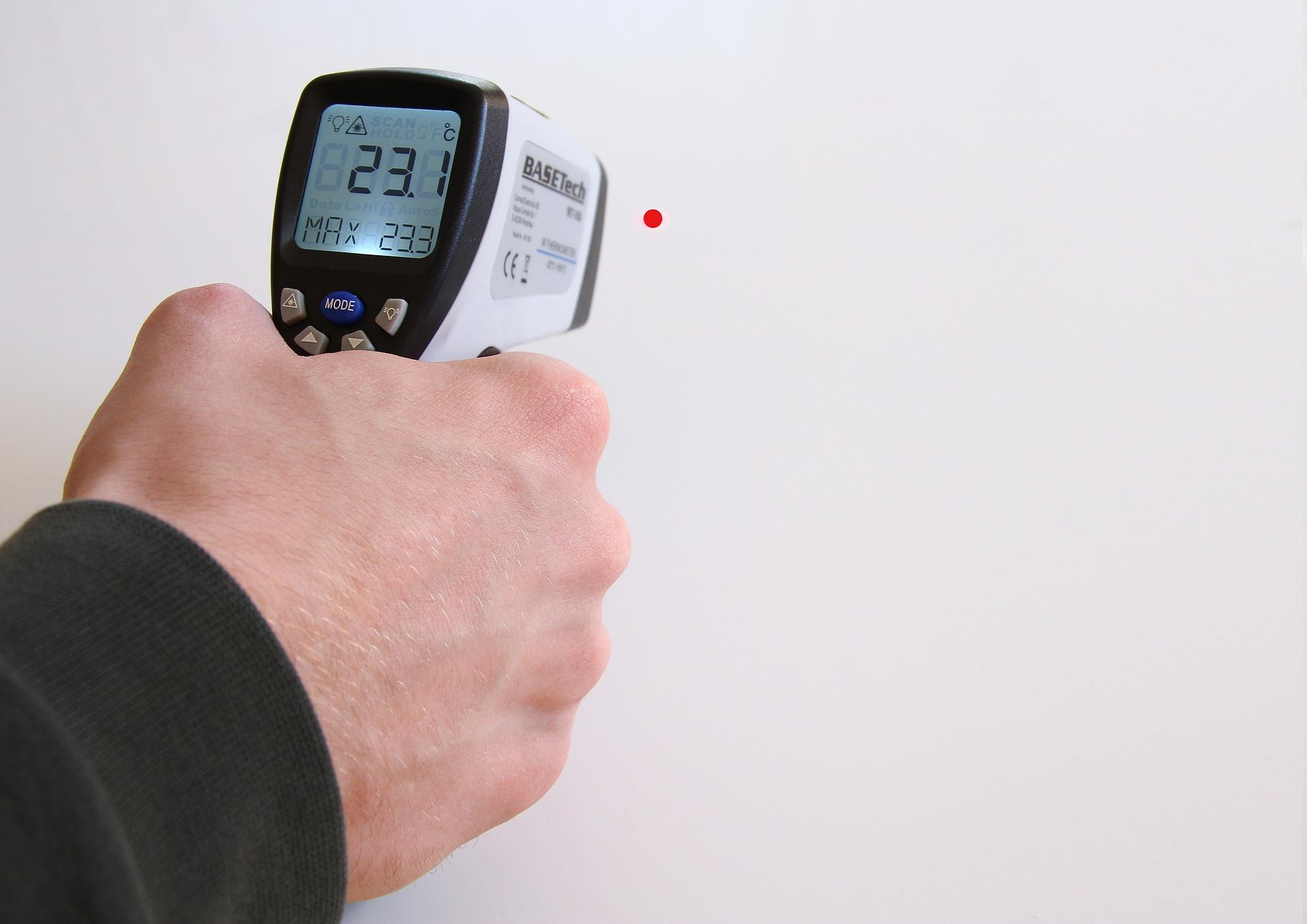 A importância de monitorar a temperatura do baú de carga